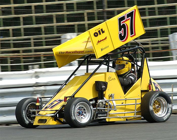 Midget racing bob oleary